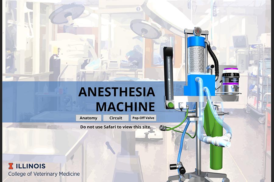 Anesthesia Machine 1