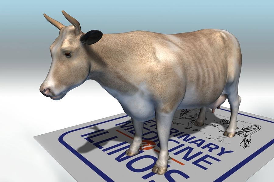 i Cow