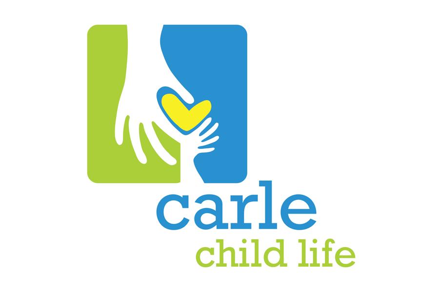 Carle Child Life logo