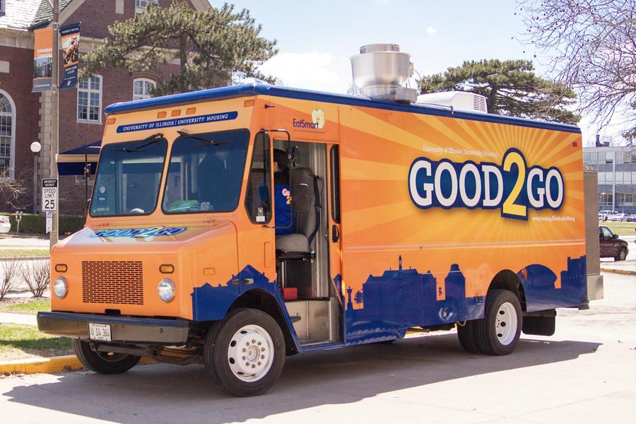 Good 2 Go Food Truck