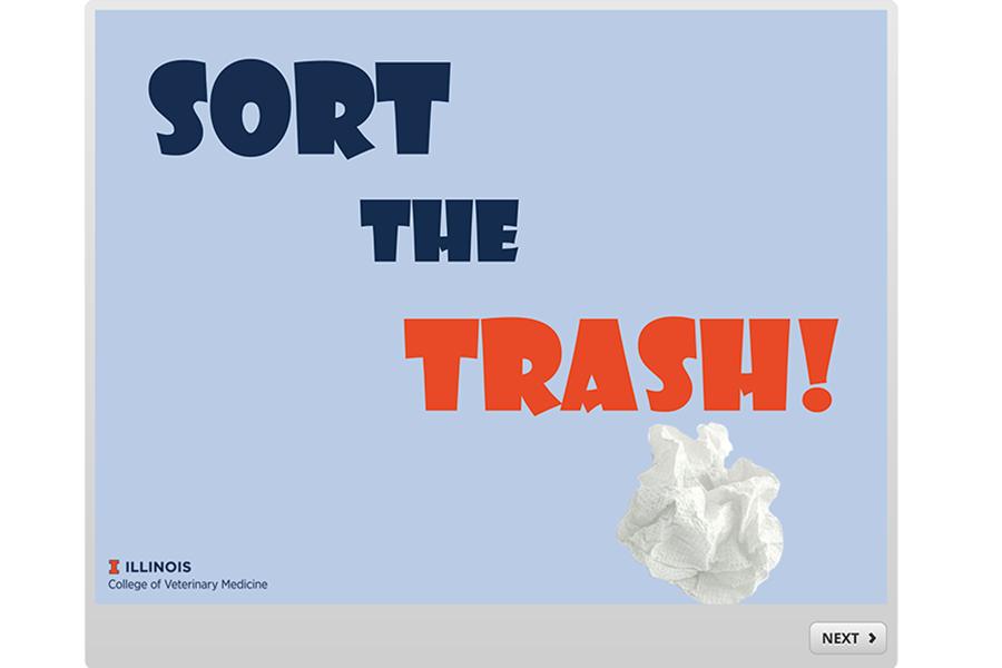 Trash Sort 1