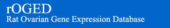 Rat Ovarian Gene Expression Database