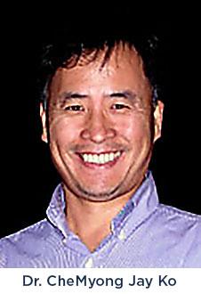 Dr. CheMyong Jay Ko