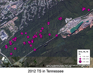 GIS 2012 TN