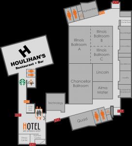 iHotel Map