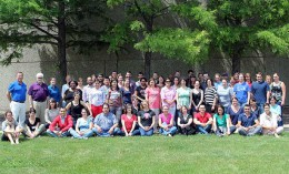 [C.L.Davis Path Course participants at Illinois]