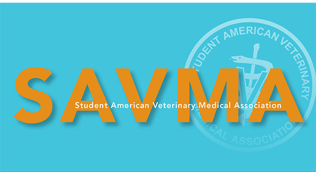 [ Student American Veterinary Medical Association logo]