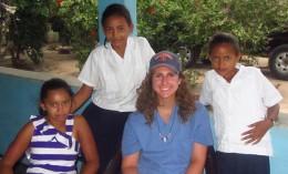 Katharine Kancer Honduras