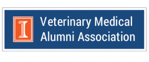 Logo for Illinois Veterinary Medical Alumni Association