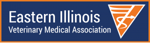 Logo for the Eastern Illinois Veterinary Medical Association