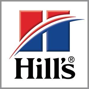 Logo for Hills pet food