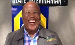 Dr. Themba Malatse (Polokwane State Vet)