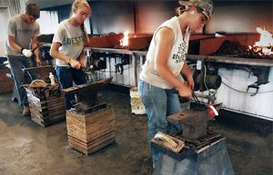 [Midwest Farrier School at Illinois]