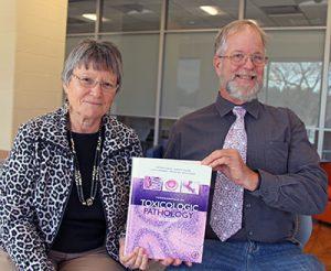 [Drs. Wanda Haschek and Matthew Wallig]