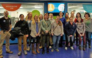 Aquatics Club at Shedd Aquarium