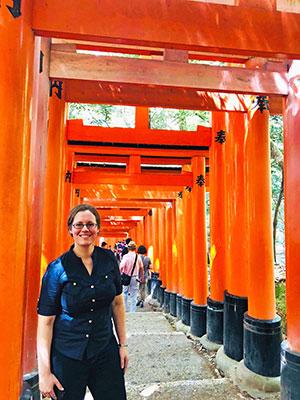 [Fushimi Inari-taisha, shrine in Kyoto]