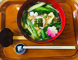 [Beautiful ramen meal]