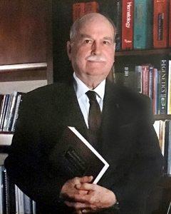 Portrait of Dean Ted Valli