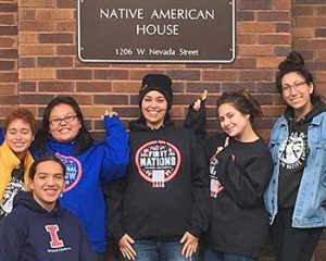 {Native American Cultural Center]