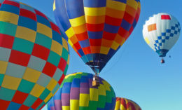 [hot air balloons]