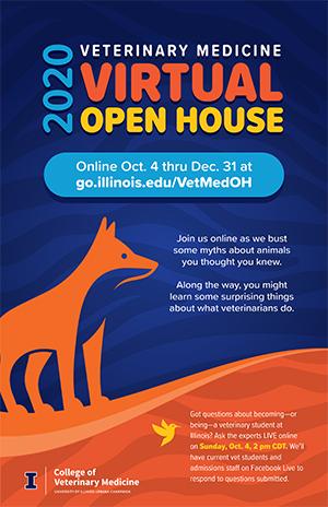 Open House Veterinary Medicine At Illinois