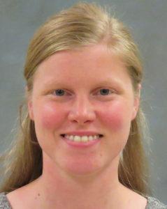 Dr. Adrienne Rhodes' headshot