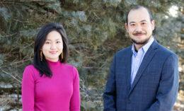 Yee Ming Khaw and Makoto Inoue