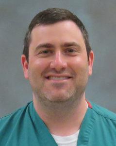 Dr. Aaron Paushter's headshot