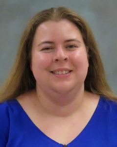 Dr. Amanda Huffman's head shot