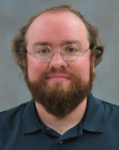 Dr. Andrew Theil's headshot