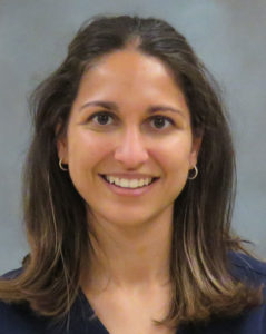 Dr. Antonia Ioannou's head shot