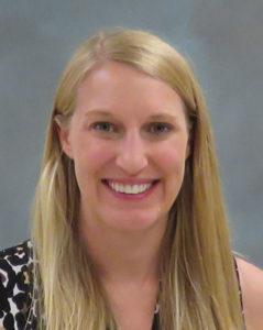 Dr. Lindsey Humphries' head shot