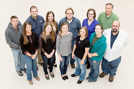 [Illinois snake fungal disease research team]