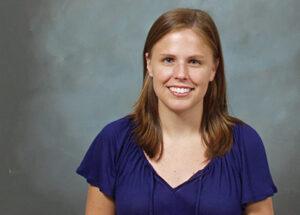 Dr. Audrey Billhymer headshot